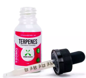 CBD Terpenes Oil – Strawberry AK