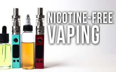 Best Nicotine Free Vapes To Have No NIC Guilt and Healthier