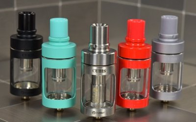 Atomizer Tanks