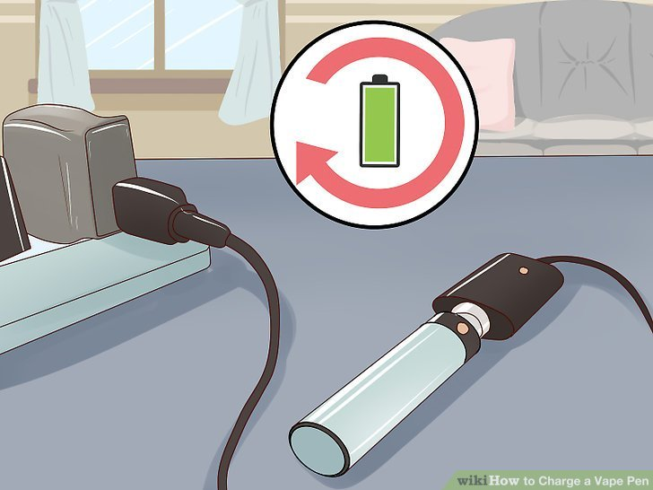How do I know if my Vape Pen is fully charged