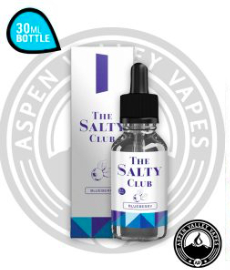 Aspen Valley Vapes Salty Club